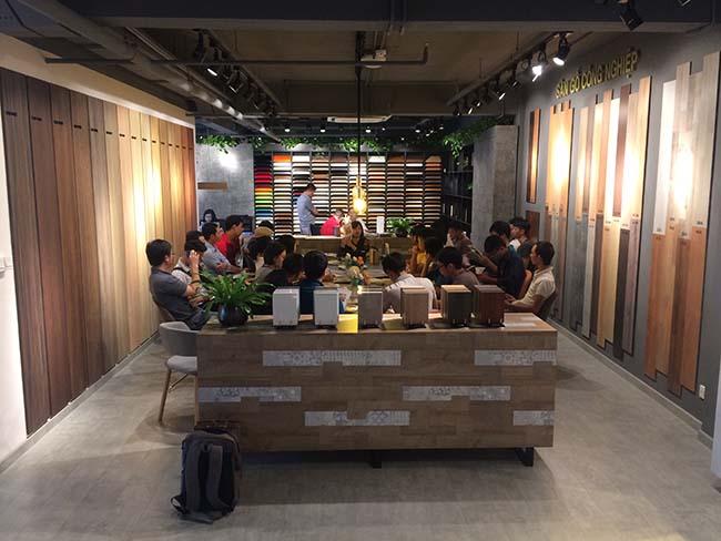 Học thiết kế nội thất chuyên nghiệp tại AWE