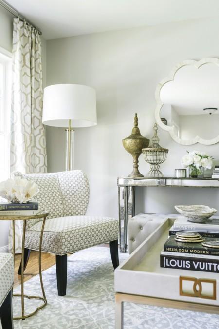 cách làm mới nội thất phòng khách, làm mới không gian nội thất ngôi nhà