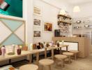 ý tưởng thiết kế cửa hàng độc đáo