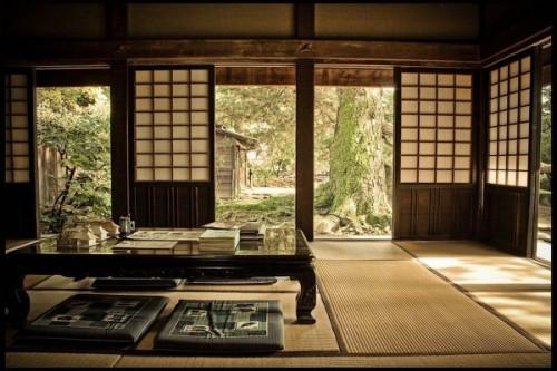 nội thất phong cách Zen Nhật Bản 4