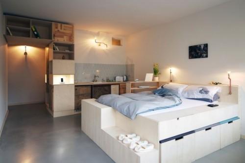 phòng ngủ thiết kế phong cách hiện đại đẹp