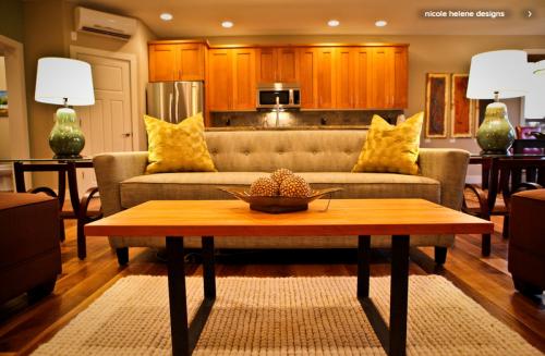 10 cách sắp đặt chiếc điều hòa trong nhà 1
