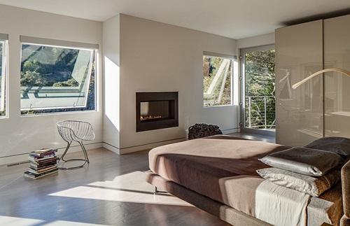ánh sáng trong thiết kế nội thất  nhà