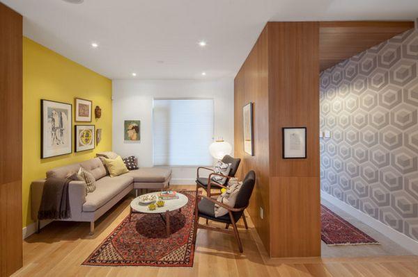 thiết kế nội thất phòng khách nhỏ 4