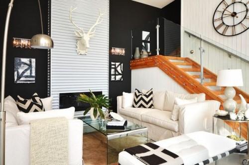 thiết kế nội thất phòng khách nhỏ 6