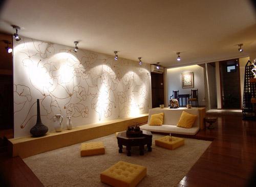 các loại ánh sáng trong thiết kế nội thất, ánh sáng trọng tâm