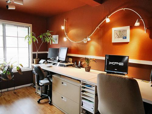 các loại ánh sáng trong thiết kế nội thất, ánh sáng tập trung