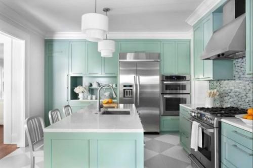 5 cách phối màu trong thiết kế nội thất hiện đại