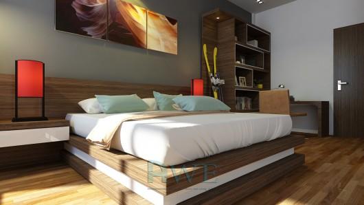 học viên awe thiết kế nội thất nhà ở chung cư
