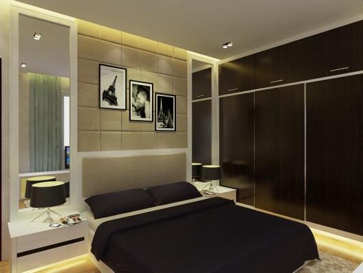 học viên awe thiết kế nội thất phòng ngủ