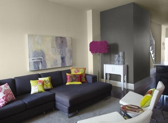 trang trí tranh treo tường hợp lý trong thiết kế nội thất