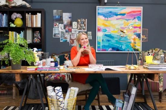 bí quyết học thiết kế nội thất của Sophie Conran