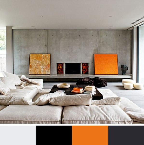 cách sử dụng màu nóng lạnh trong thiết kế nội thất