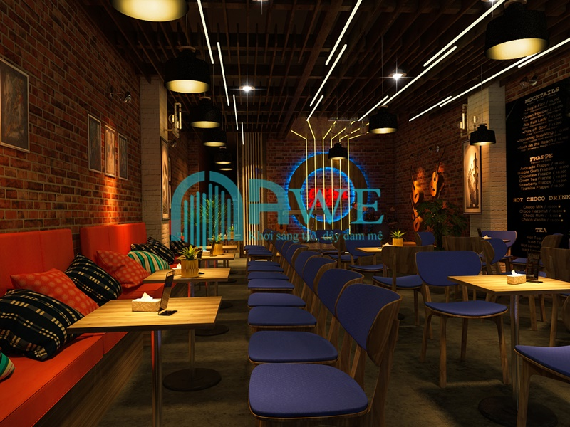 sản phẩm thiết kế nội thất học viên 8