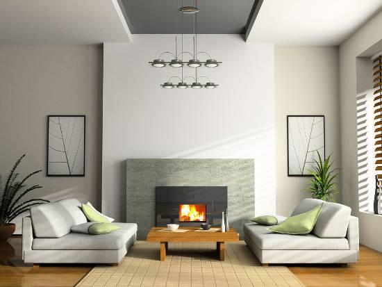 nguyên tắc trong thiết kế nội thất, nguyên tắc cân bằng