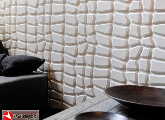 vật liệu ốp tường 3d hiện đại