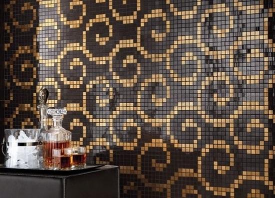 vật liệu nội thất ốp tường hiện đại