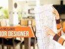 để trở thành nhà thiết kế nội thất tự do thành công