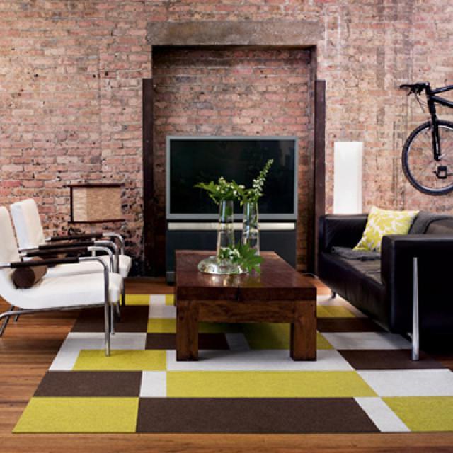 nguyên tắc thiết kế nội thất nhấn mạnh
