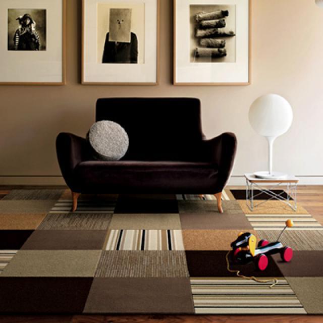 nguyên lý thiết kế nội thất nhịp điệu