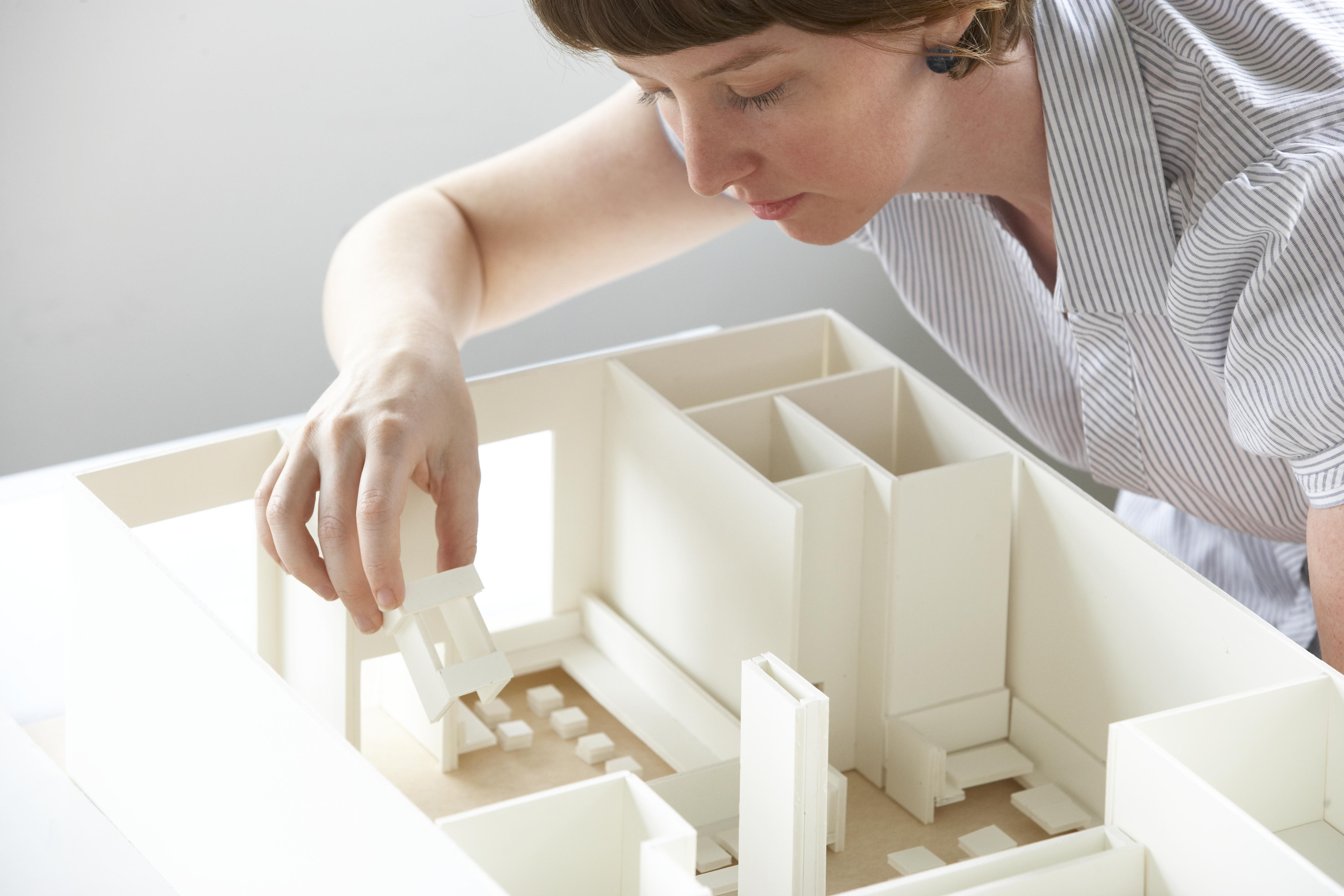 Học thiết kế nội thất để trở biến giấc mơ thành hiện thực