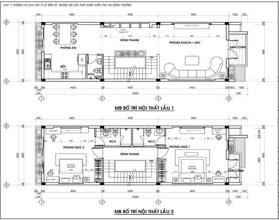 khóa học autocad 2d nội thất kiến trúc hà nội