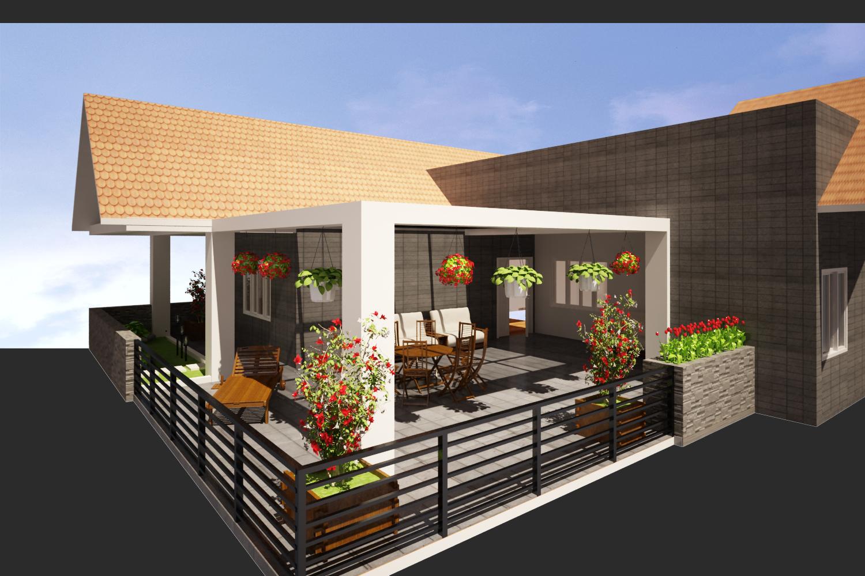 ứng dụng 3dmax trong kiến trúc và nội thất
