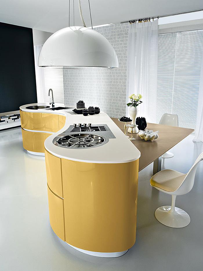 Xu hướng thiết kế nội thất nhà bếp 2016 - 2017
