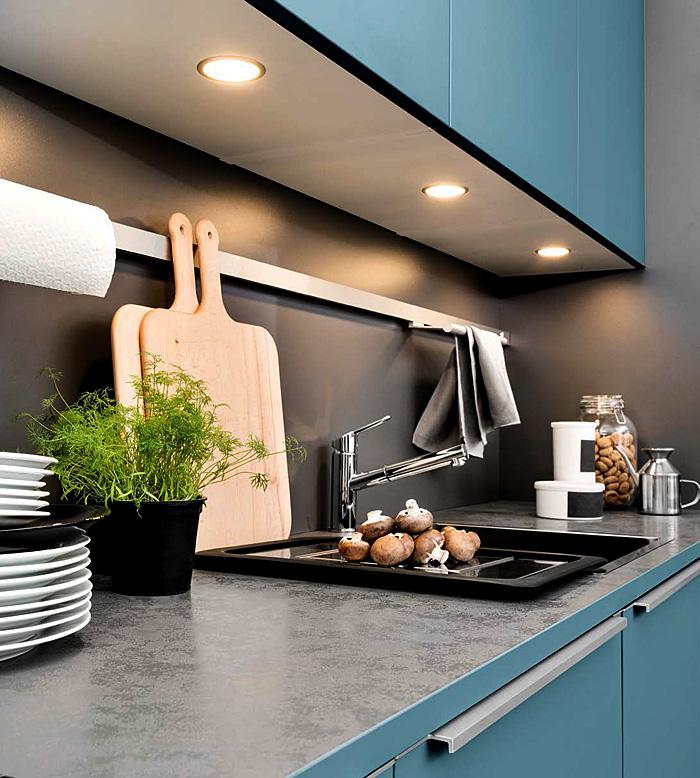 Xu hướng thiết kế nội thất bếp 2016 - 1017