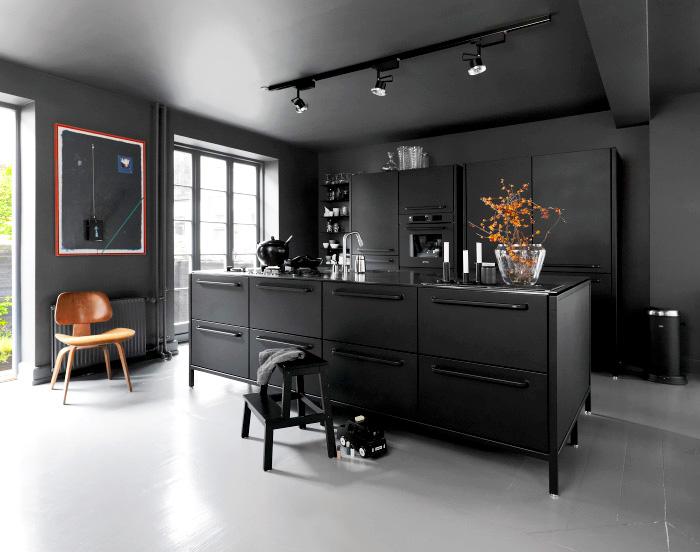 xu hướng thiết kế nhà bếp 2016 - 2017