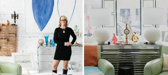 nghề thiết kế trang trí nội thất
