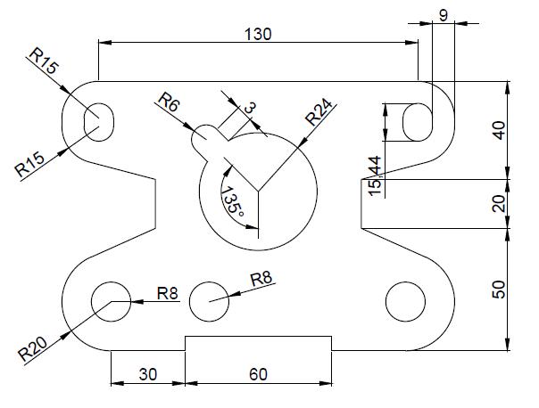 bai-tap-autocad-2d-co-ban-2