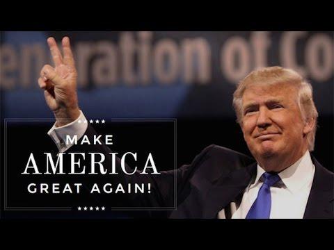 tân tổng thống mỹ Donald trump