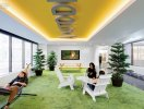 những thiết kế nội thất văn phòng ấn tượng của các công ty công nghệ