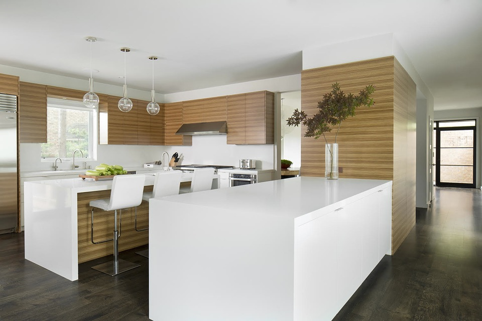 6 xu hướng thiết kế nội thất nhà bếp