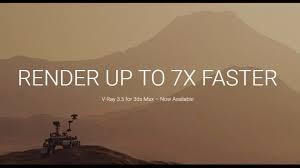 Phiên bản Vray 3.5 mới nhất dành cho 3dsmax