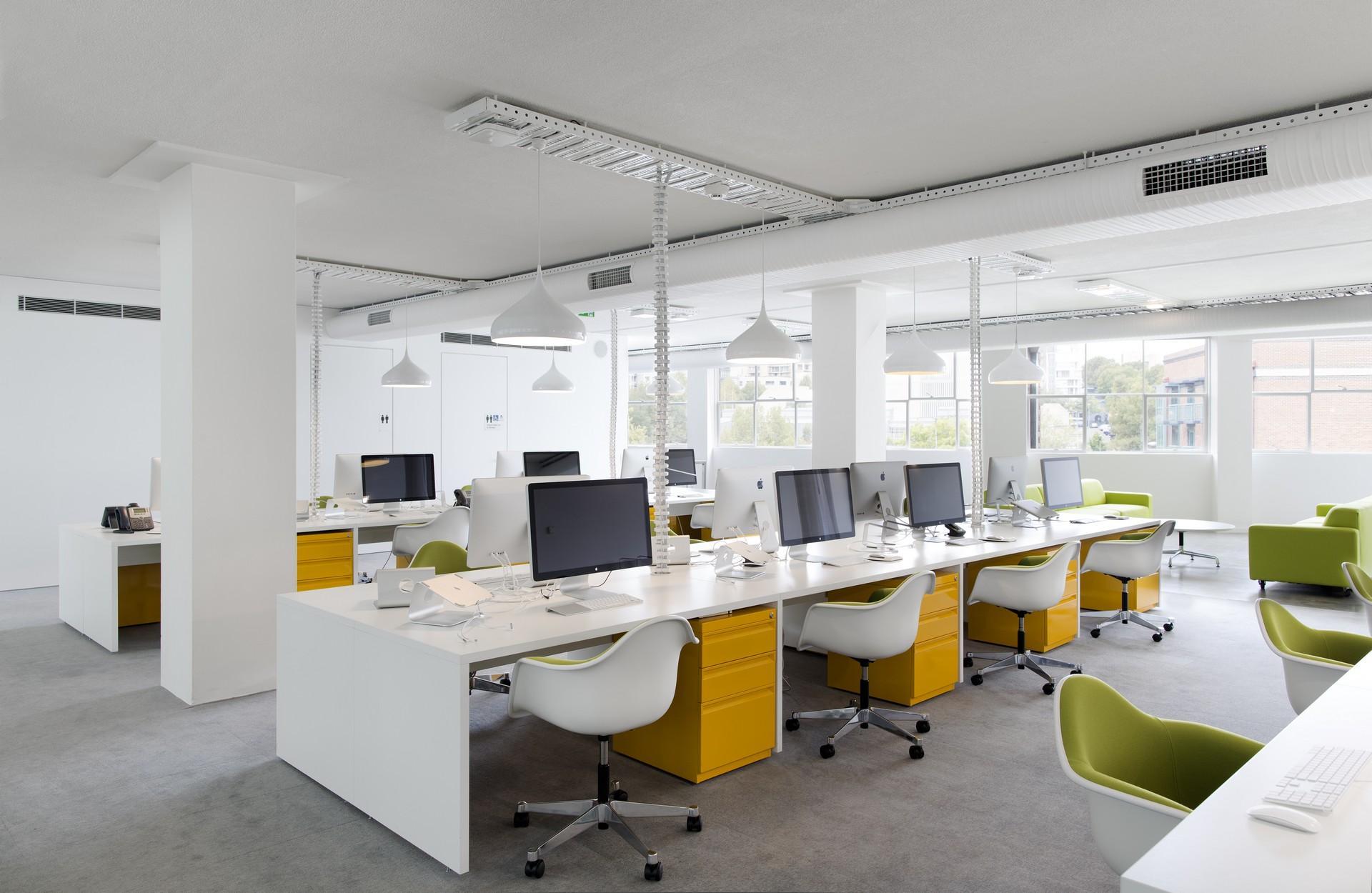 ý nghĩa của nhân trắc học trong nội thất văn phòng