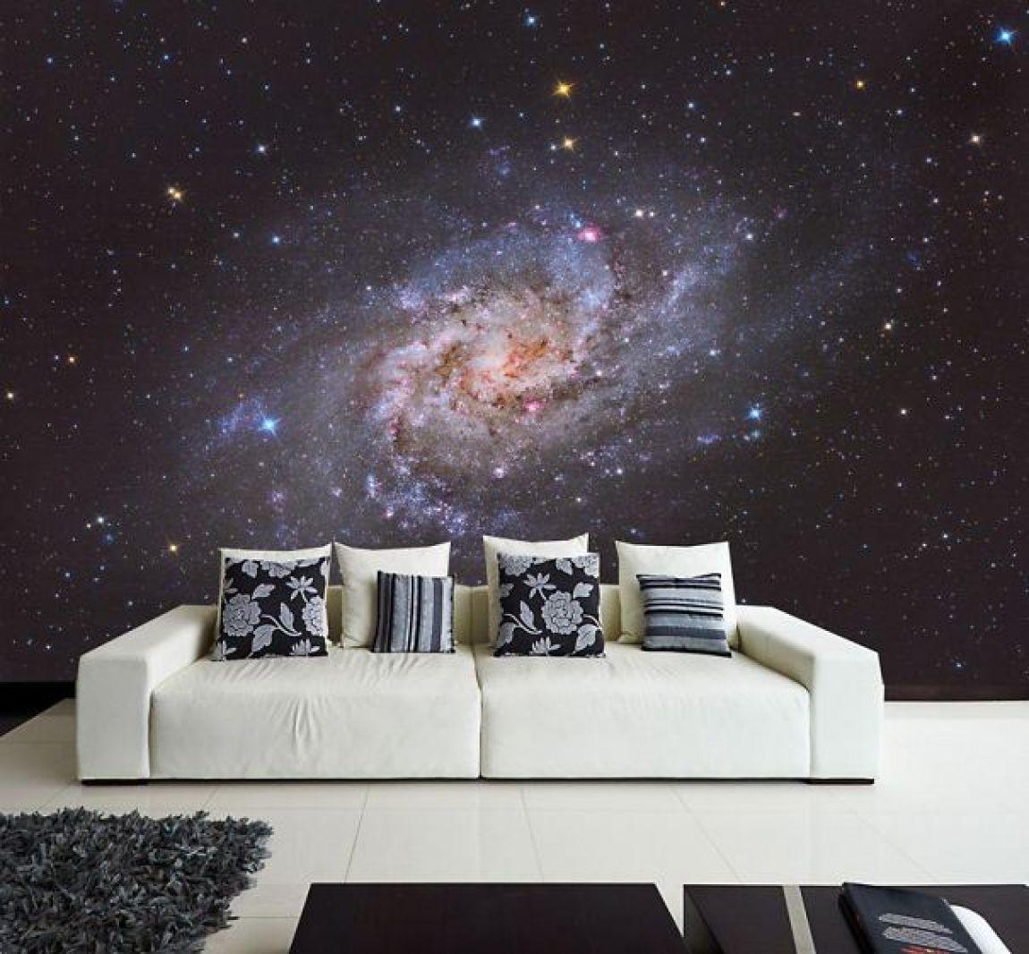ý tưởng thiết kế nội thất với chủ đề vũ trụ