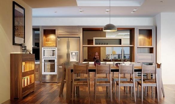 học thiết kế đồ gỗ nội thất