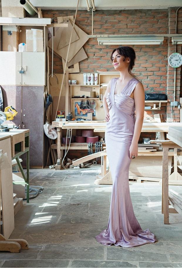 nữ giới làm thiết kế nội thất