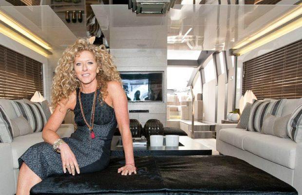 nữ giới làm thiết kế nội thất trên thế giới