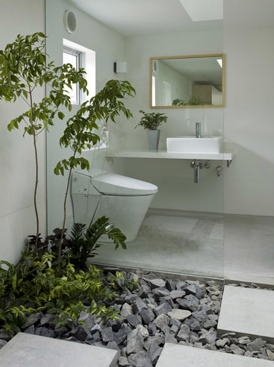 nhà vệ sinh hợp phong thủy