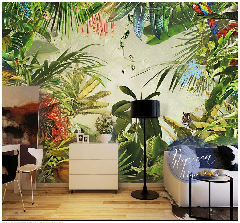 Màu sắc là cách mang đến phong cách nội thất nhiệt đới