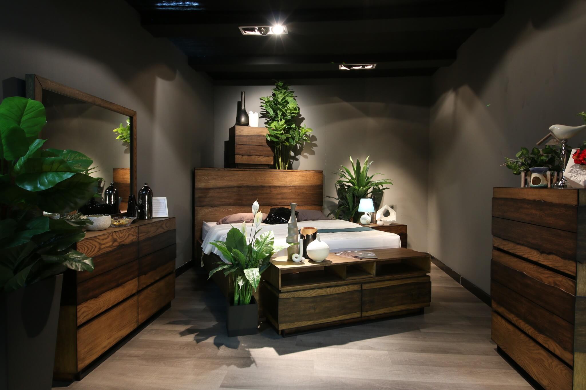 vật liệu nội thất nào làm chủ không gian nội thất 2018