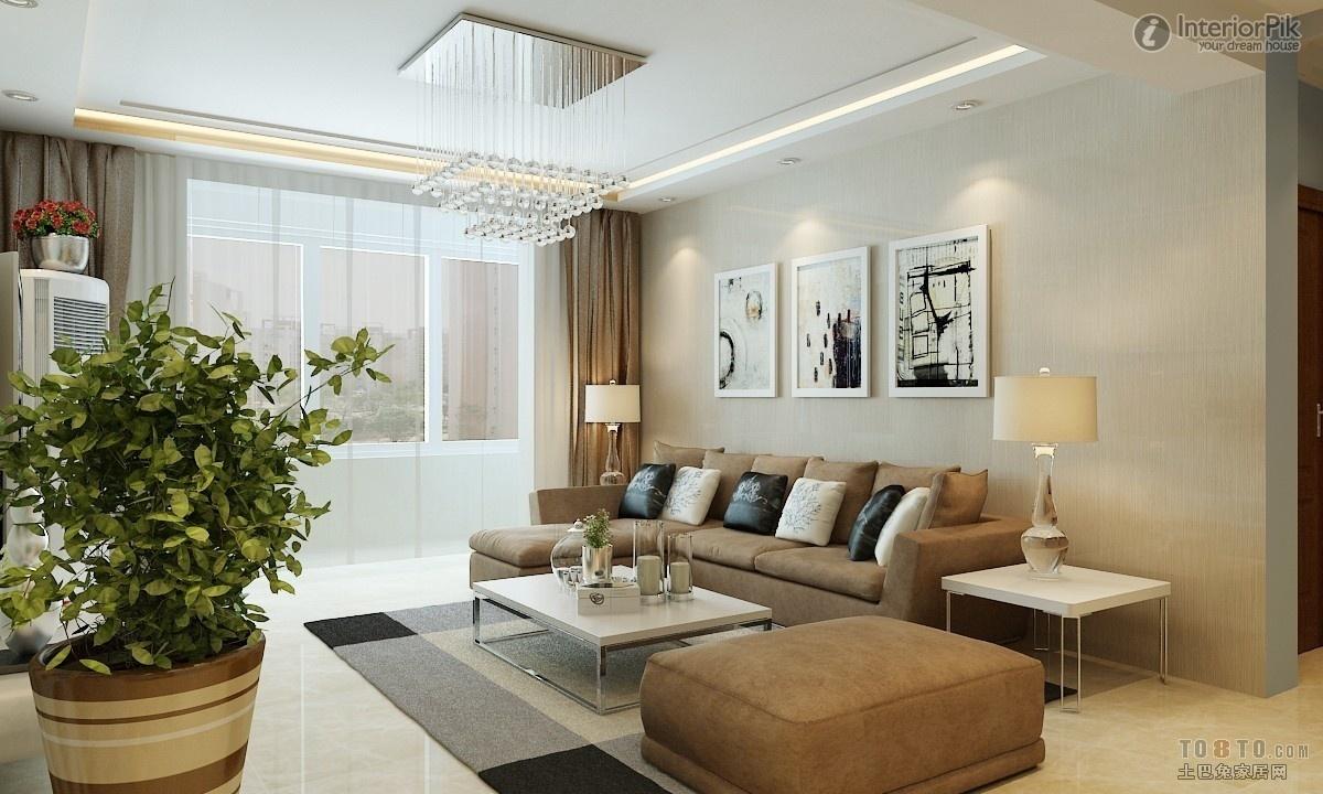 lựa chọn đèn trang trí nội thất ấn tượng trong phòng khách