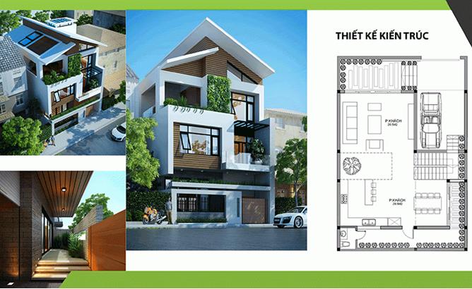 Khóa học thiết kế kiến trúc nhà dân dụng