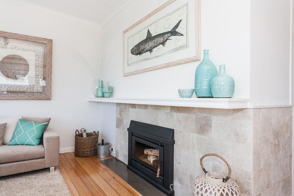 thiết kế nội thất phong cách bờ biển coastal style 2
