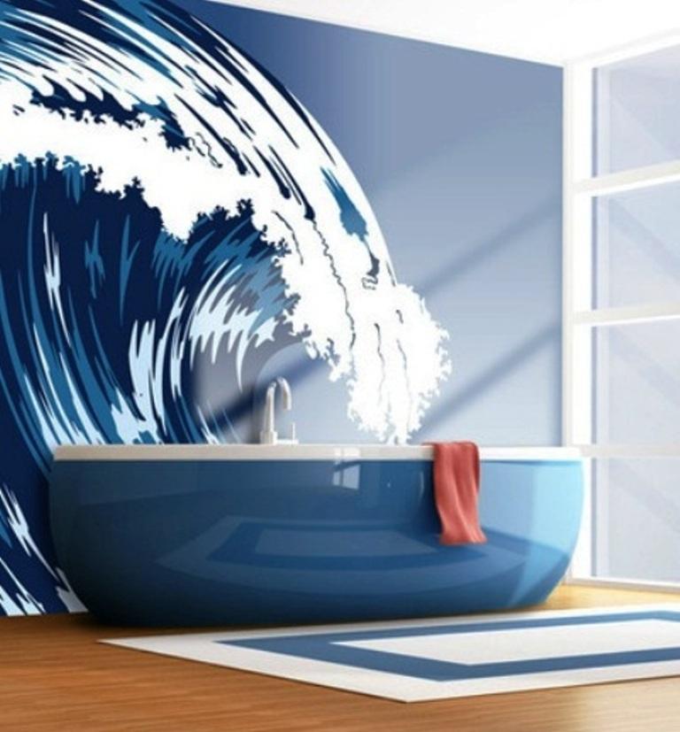 thiết kế nội thất phong cách vùng biển coastal style