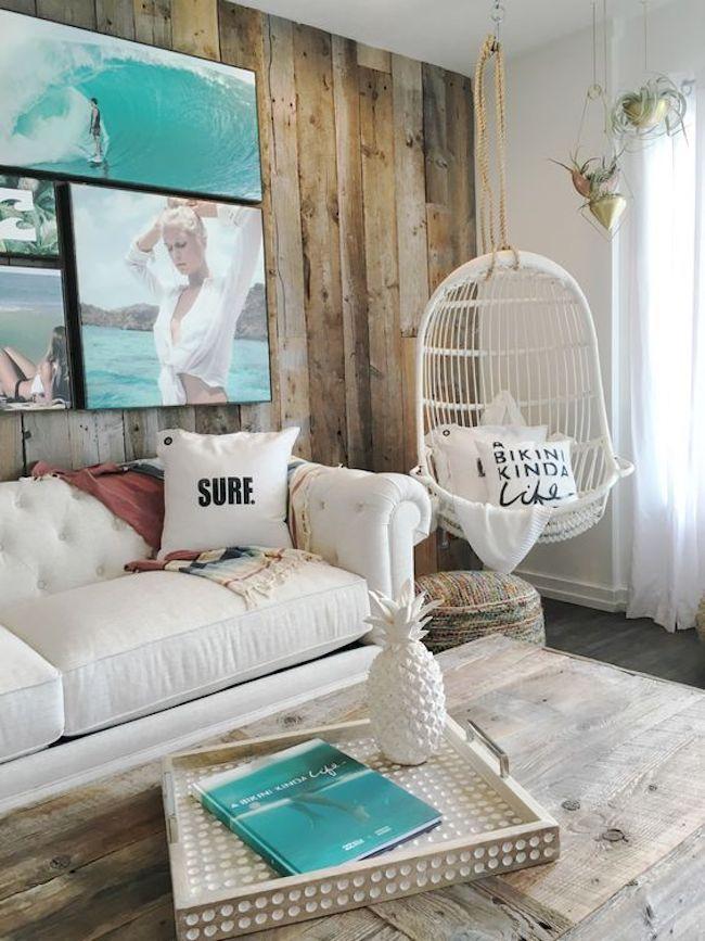 thiết kế nội thất phong cách bờ biển coastal style 4