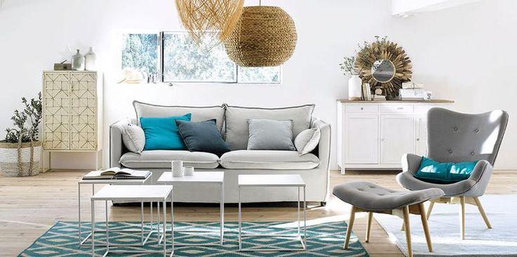 thiết kế nội thất phong cách ven biển